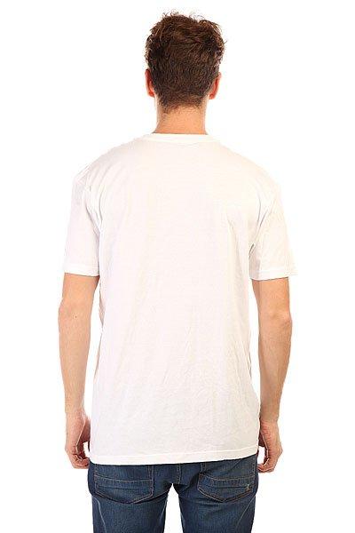Футболка Dekline Bar Logo White