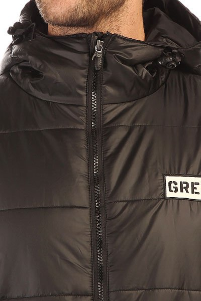 Пуховик Grenade Puff Coat Black
