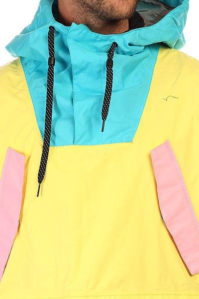 Анорак сноубордический Thirty Two Meyers Jacket Neon