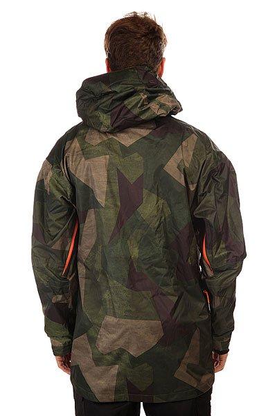 Куртка утепленная Thirty Two Blythe Jacket Camo