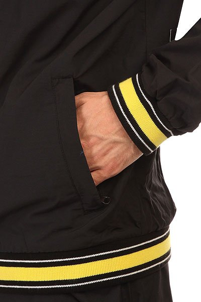 Бомбер Thirty Two Rebate Baseball Jacket Black