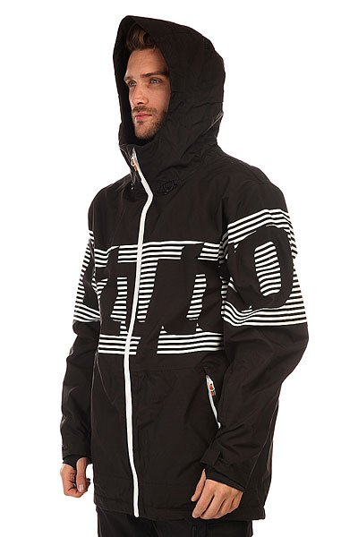 Куртка Thirty Two Lowdown Jacket Insulated Black