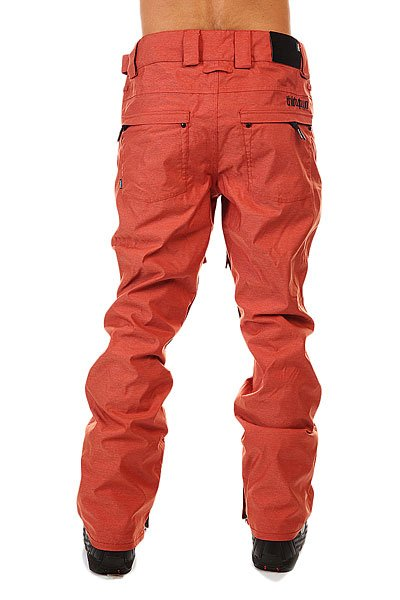 Штаны сноубордические Thirty Two Wooderson Pant Anlo Burnt Orange