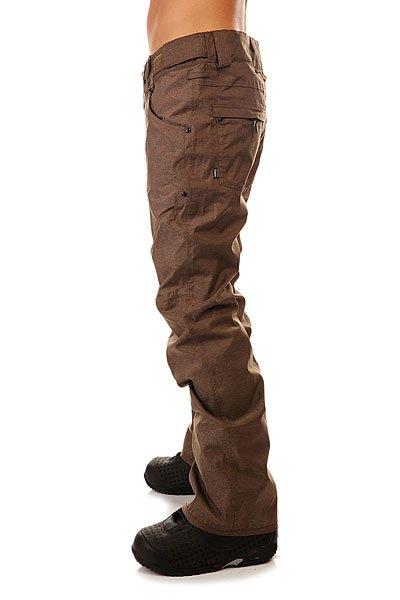 Штаны сноубордические Thirty Two Wooderson Pant Chocolate