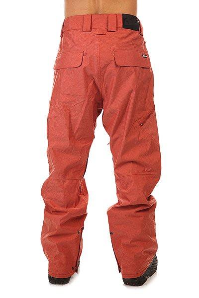 Штаны сноубордические Thirty Two Slauson Pant Burnt Orange