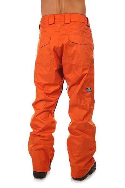 Штаны сноубордические Thirty Two Slauson Pant Light Orange