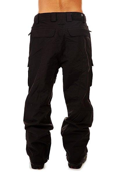 Штаны сноубордические Thirty Two Conquest Pant Black