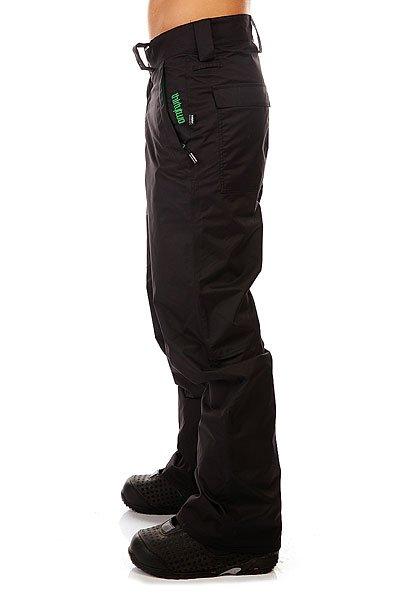 Штаны сноубордические Thirty Two Muir Pant Black