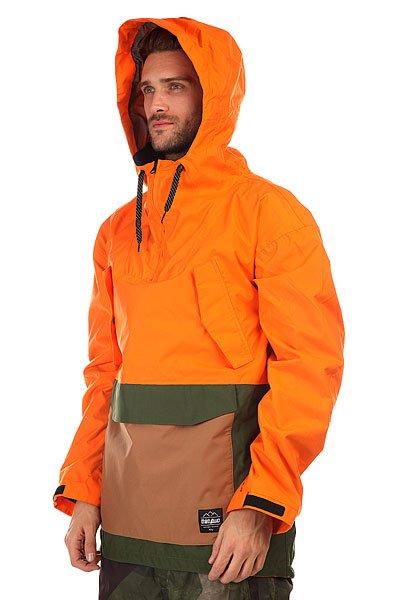 Анорак сноубордический Thirty Two Meyers Jacket Orange