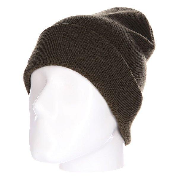 Шапка Quiksilver Fots Brigade Beanie Forest Night