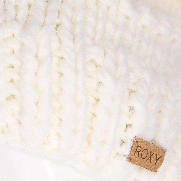 Шапка женская Roxy Winter Beanie White