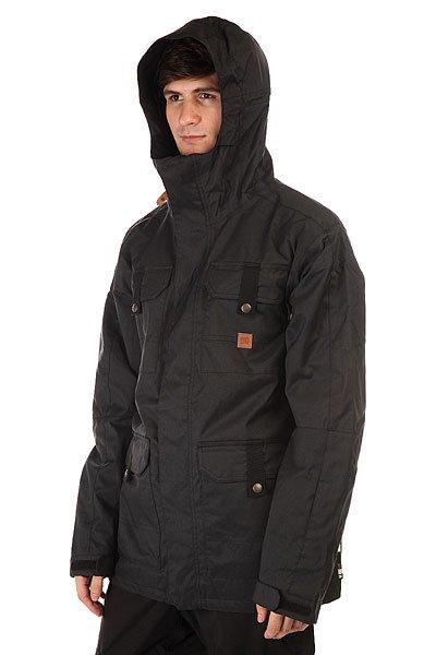 Куртка DC Servo Jkt Anthracite