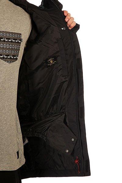 Куртка DC Delinquent Jkt Anthracite
