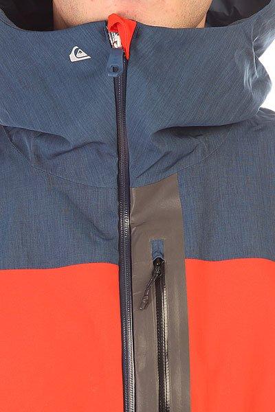 Куртка Quiksilver Tension Jkt Poinciana