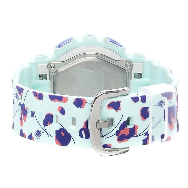 Часы женские Casio G-Shock Baby-g Ba-110fl-3a Blue/Purpule