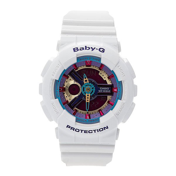 Часы женские Casio G-Shock Baby-G Ba-112-7A White