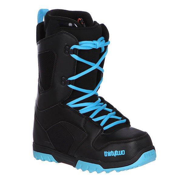 Ботинки для сноуборда Thirty Two Exit Black/Blue