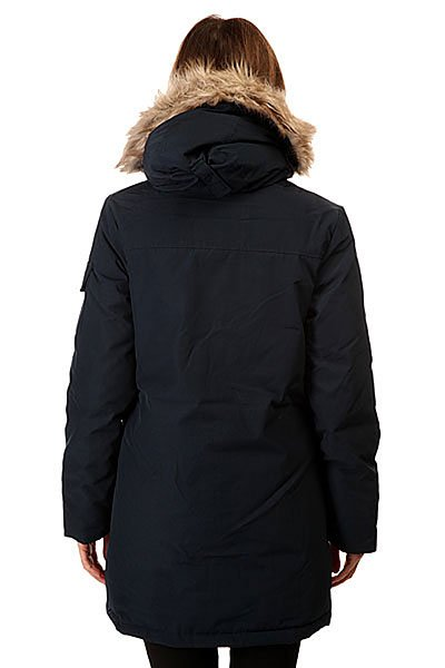 Куртка парка женская Penfield Hoosac Ff Hooded Down Mountain Parka Navy