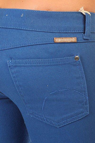 Джинсы узкие женские Element Stick2u Royal