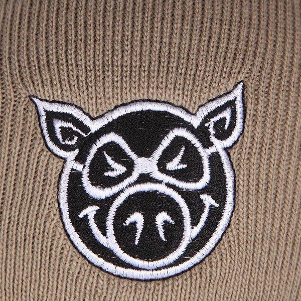 Шапка Pig Pig Head Green