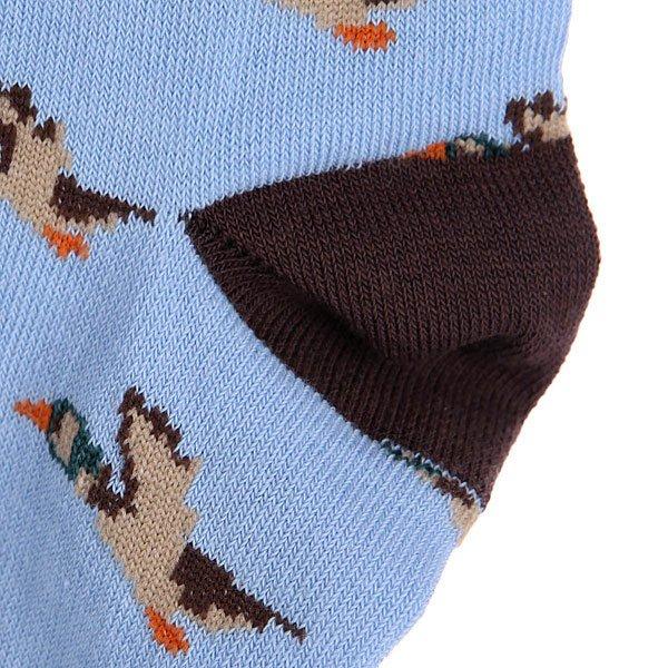 Носки средние женские Запорожец Дичь 86 Бит Голубой