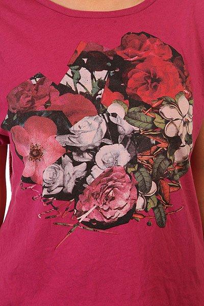 Футболка женская Insight Floral Montage Lily