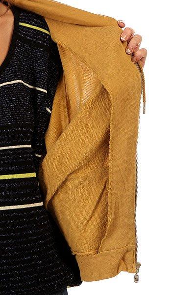 Толстовка классическая женская Insight Panel Fleece Hoodie Cajun