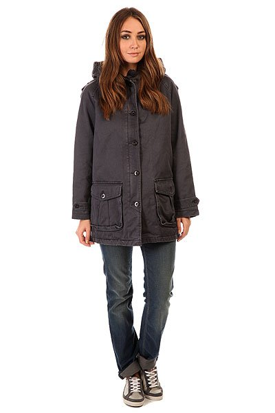 Куртка женская Insight Hot Fuzz Jacket Midnight