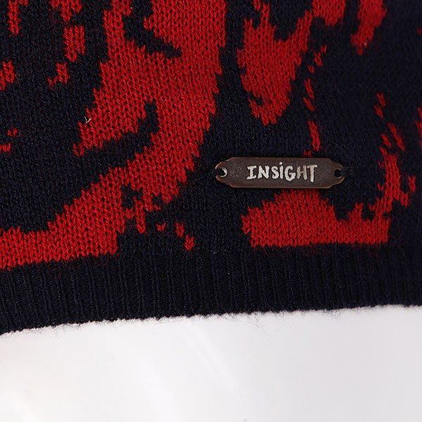 Шапка носок женская Insight Ritual Rose Beanie Red Roses