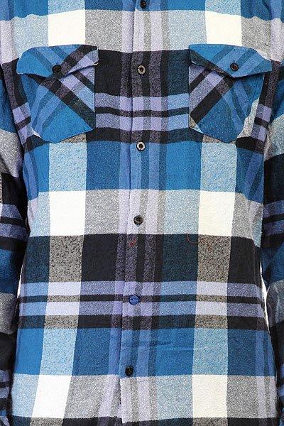 Рубашка в клетку Insight Blunt Time 2 Ocean