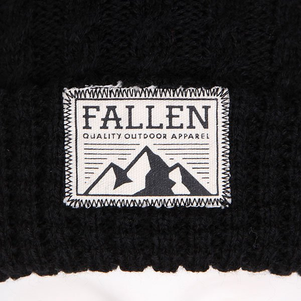 Шапка Fallen Guild Beanie Black