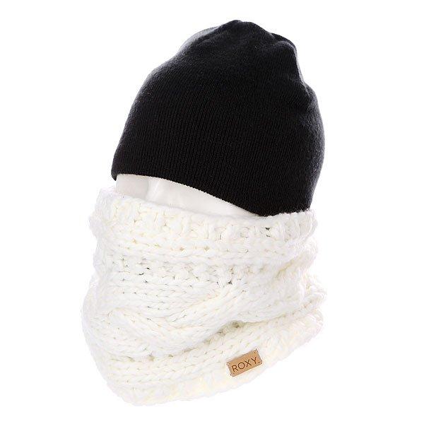 Шарф женский Roxy Winter Collar Bright White Biotherm