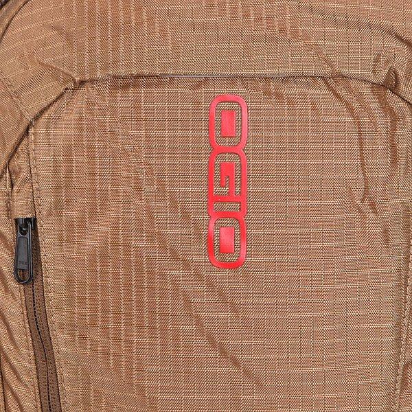 Рюкзак городской Ogio Apollo Pack Khaki/Red