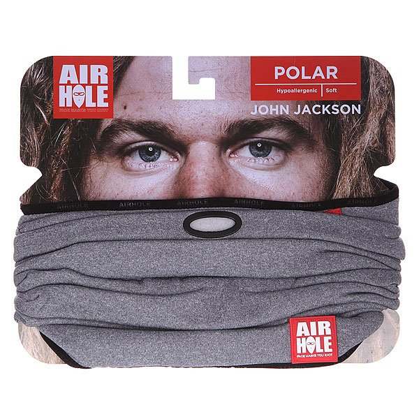 Маска Airhole At2 Polar Heather Grey