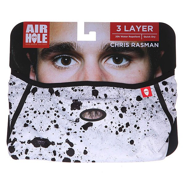 Маска Airhole S2 3 Layer Splatter