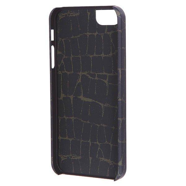 Чехол для iPhone 5/5S Diamond Croc Case Black