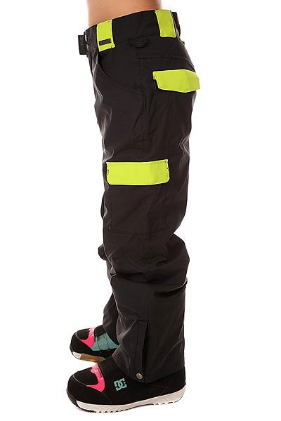 Штаны сноубордические детские Grenade Corp Pant Black