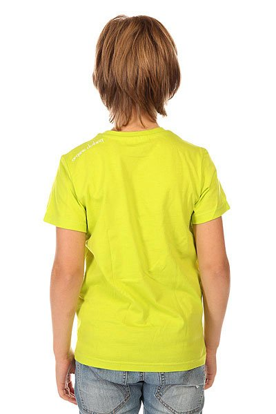 Футболка детская Picture Organic T Shirt Teddy Green