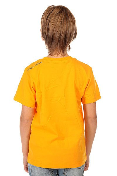 Футболка детская Picture Organic Animal Orange