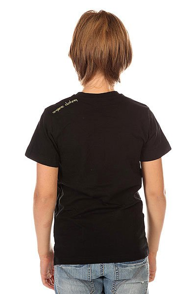 Футболка детская Picture Organic Toaster Tee Black