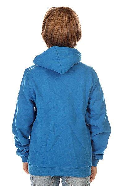 Толстовка кенгуру детская Picture Organic Basement Hood Blue