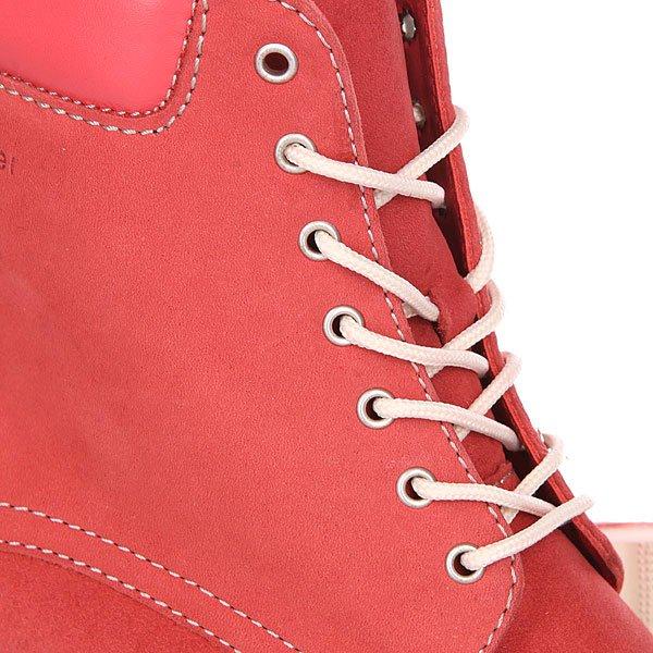 Ботинки зимние женские Rheinberger Teana Classic Red