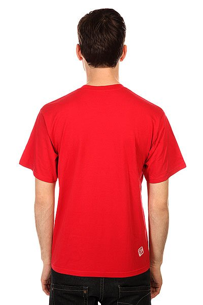Футболка Apo Shirt Family Red