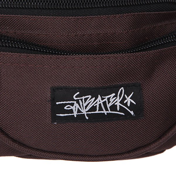 Сумка поясная Anteater Waistbag brown