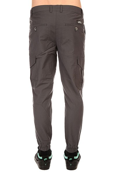 Штаны узкие Anteater Cargо Grey