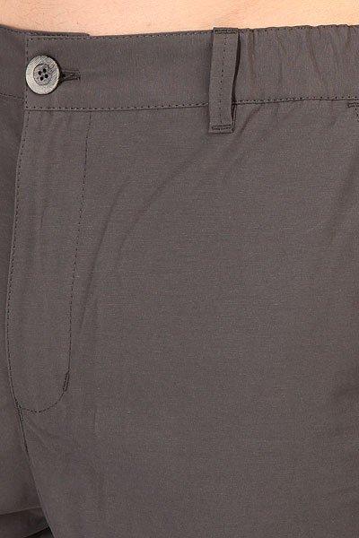 Штаны узкие Anteater Cargo Grey