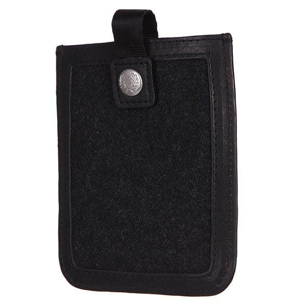 Чехол для iPhone Fred Perry Wool Smart Phone Black