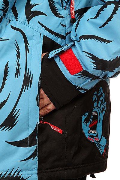 Куртка Santa Cruz Hand Scream Blue