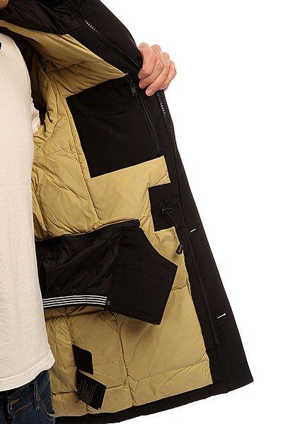Куртка парка Penfield Hoosac Rf Hooded Down Mountain Parka Black