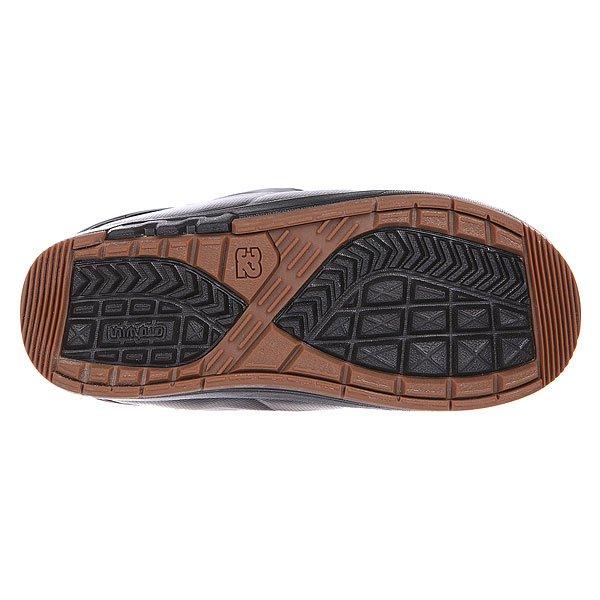 Ботинки для сноуборда Thirty Two Focus Boa Black
